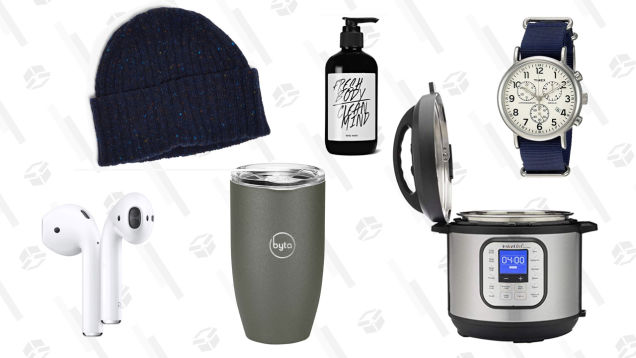 """The Inventory Gift Guide For When You've Told Him """"I Like You"""""""