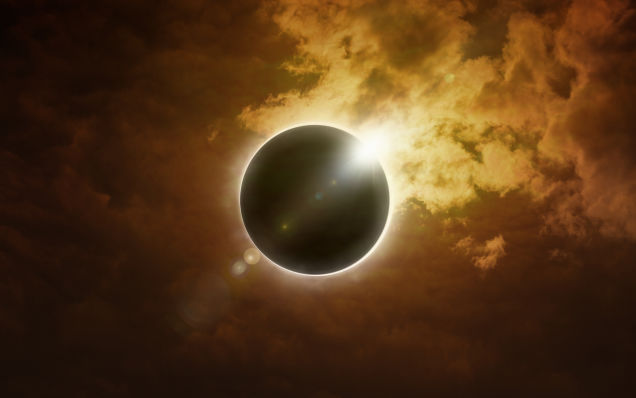Watch an Annular Solar Eclipse on the Other Side of the World Tonight