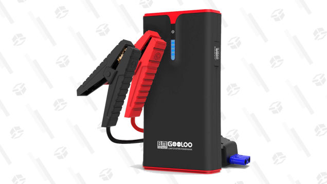 Now 38% off, This $50 Jump Starter Works on Cars, Trucks, Tractors, and Even Yachts