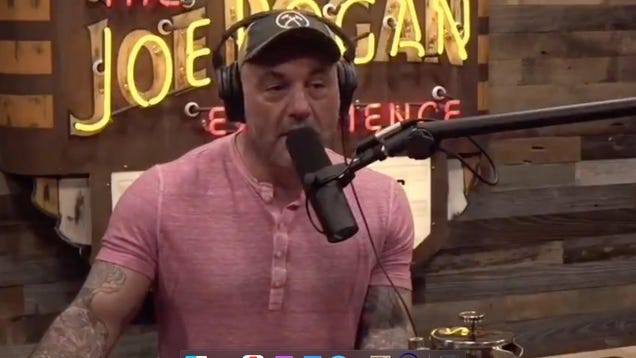 The Out-of-Touch Adults' Guide To Kid Culture: Joe Rogan Said What?