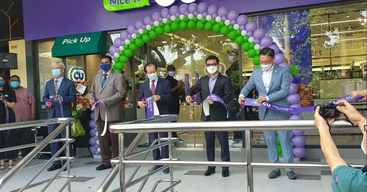 myNEWS Launches The First CU Convenience Store And Expects To Breakeven Within 3 Years