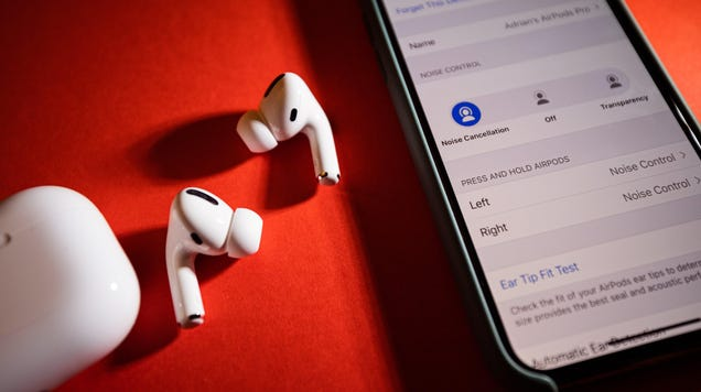 How to Make Sure Your AirPods Pro Are Actually Fully Charged